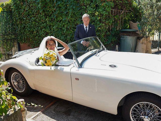 Il matrimonio di Federica e Dario a Sorrento, Napoli 39