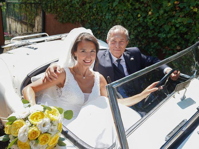 Il matrimonio di Federica e Dario a Sorrento, Napoli 40