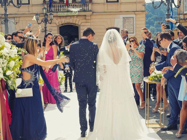 Il matrimonio di Federica e Dario a Sorrento, Napoli 52