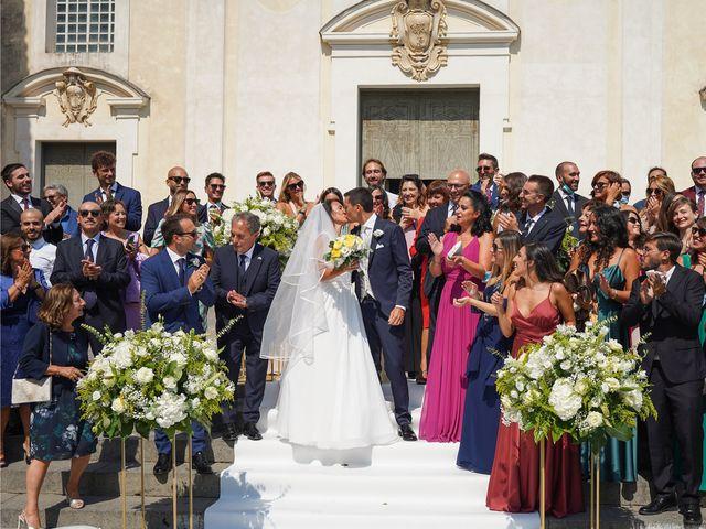Il matrimonio di Federica e Dario a Sorrento, Napoli 55