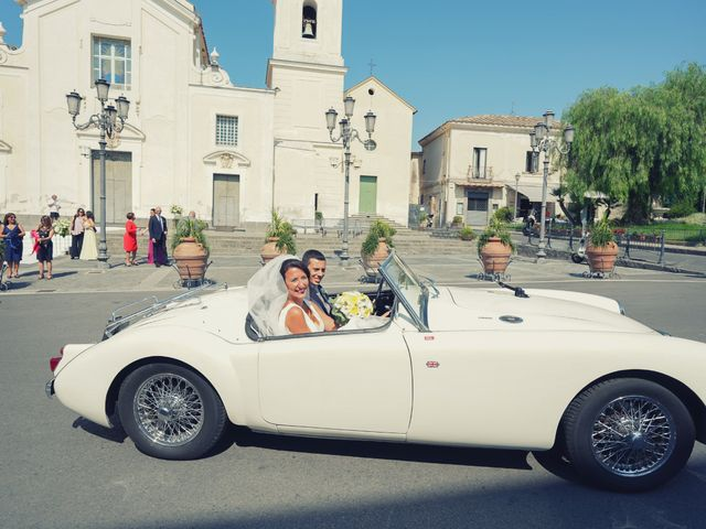 Il matrimonio di Federica e Dario a Sorrento, Napoli 59