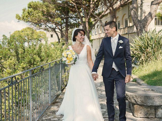 Il matrimonio di Federica e Dario a Sorrento, Napoli 61