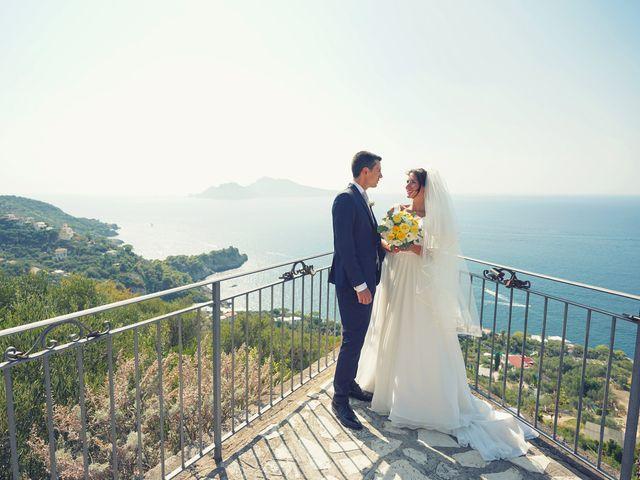 Il matrimonio di Federica e Dario a Sorrento, Napoli 64