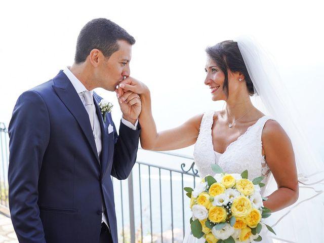 Il matrimonio di Federica e Dario a Sorrento, Napoli 69