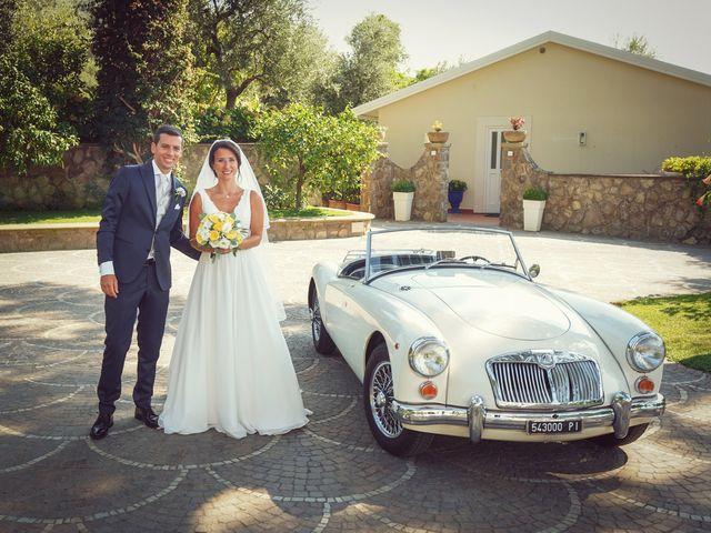 Il matrimonio di Federica e Dario a Sorrento, Napoli 72