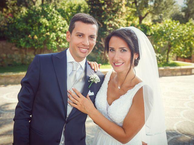 Il matrimonio di Federica e Dario a Sorrento, Napoli 73