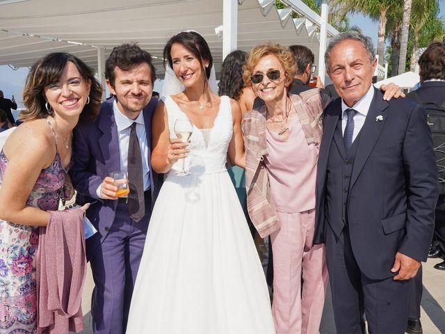 Il matrimonio di Federica e Dario a Sorrento, Napoli 77