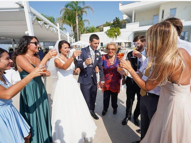 Il matrimonio di Federica e Dario a Sorrento, Napoli 78