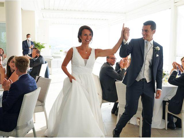 Il matrimonio di Federica e Dario a Sorrento, Napoli 82