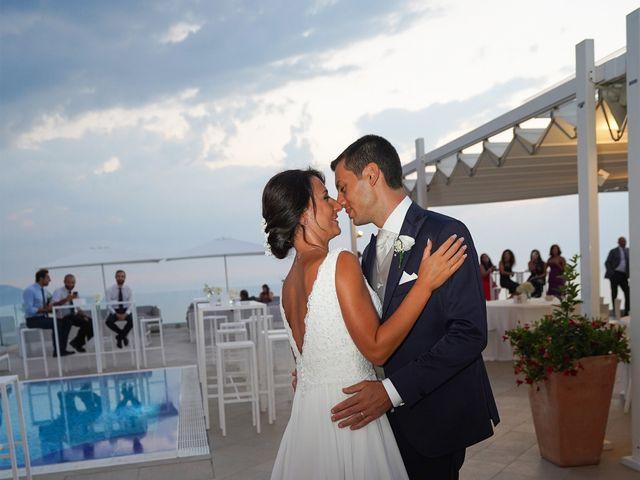 Il matrimonio di Federica e Dario a Sorrento, Napoli 89