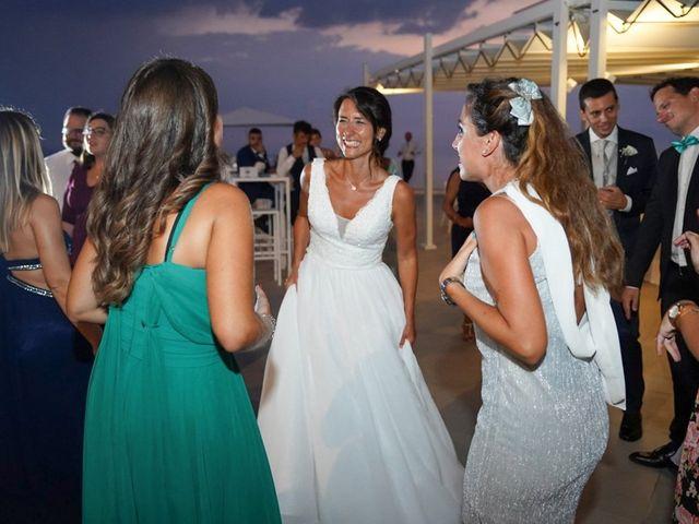 Il matrimonio di Federica e Dario a Sorrento, Napoli 91