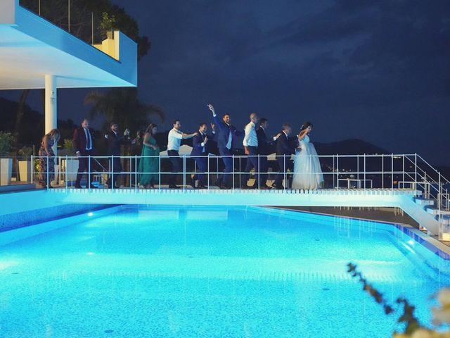 Il matrimonio di Federica e Dario a Sorrento, Napoli 92