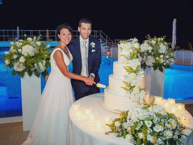 Il matrimonio di Federica e Dario a Sorrento, Napoli 94