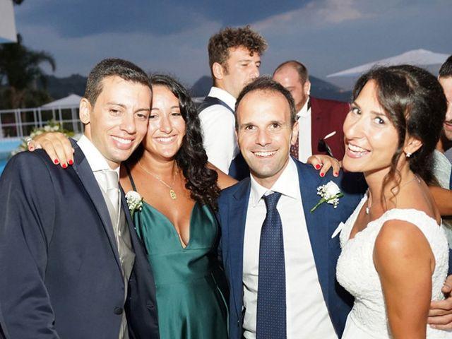 Il matrimonio di Federica e Dario a Sorrento, Napoli 99