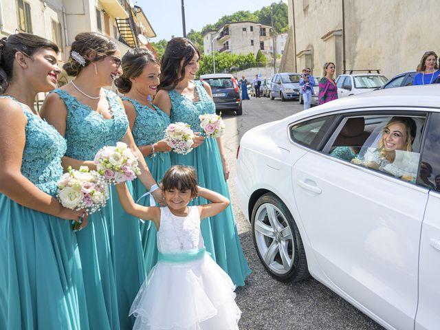 Il matrimonio di Francesco e Melania a Cosenza, Cosenza 13