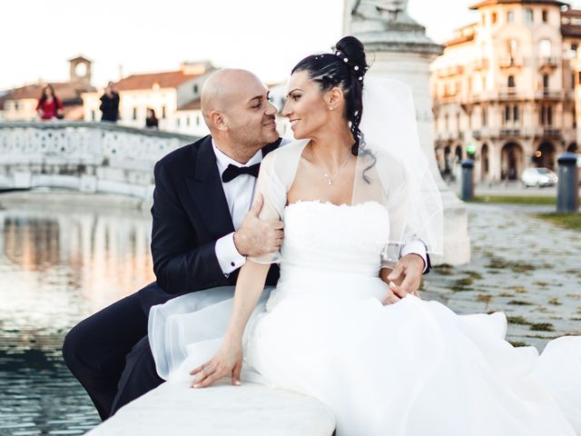 le nozze di Luigia e Francesco
