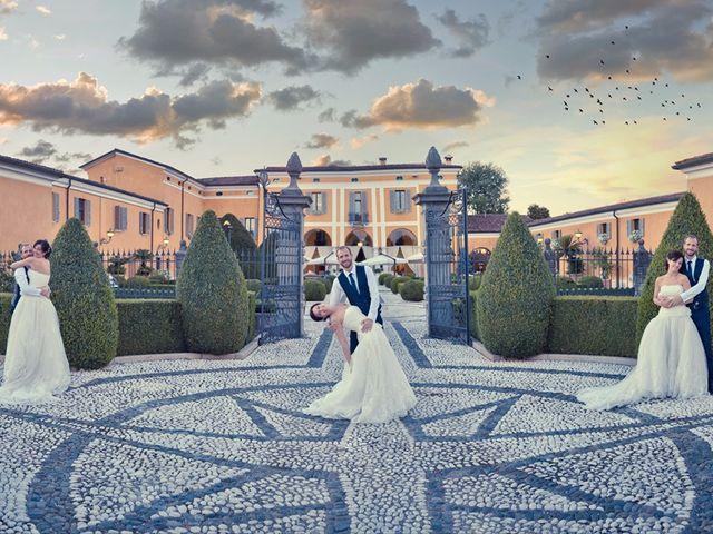 Le nozze di Sabina e Antonio