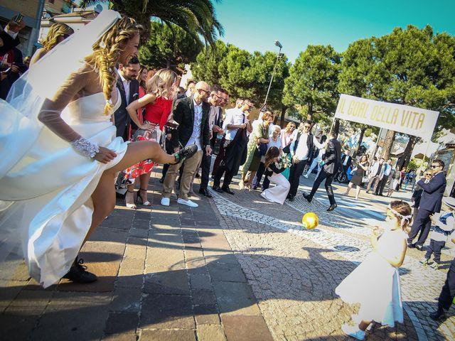 Il matrimonio di Stefano e Claudia a San Benedetto del Tronto, Ascoli Piceno 10