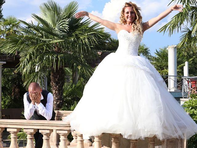 le nozze di Pamela e Andrea