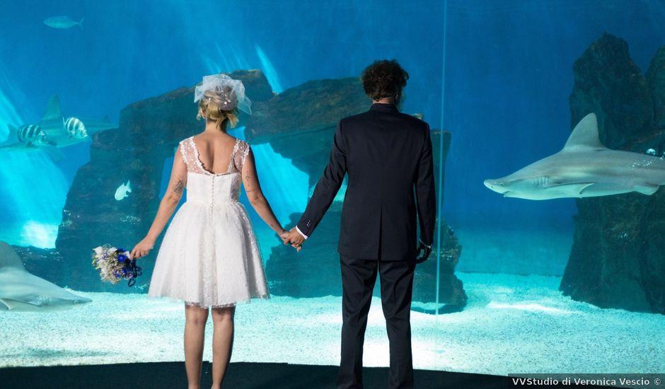 Il matrimonio di Emanuele e Valentina a Genova, Genova