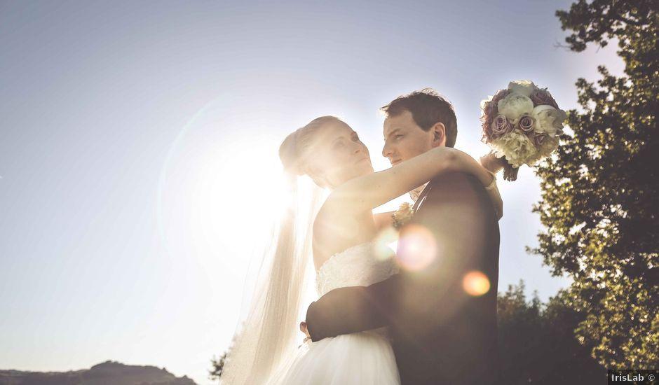 Il matrimonio di Davide e Alice a Fossombrone, Pesaro - Urbino