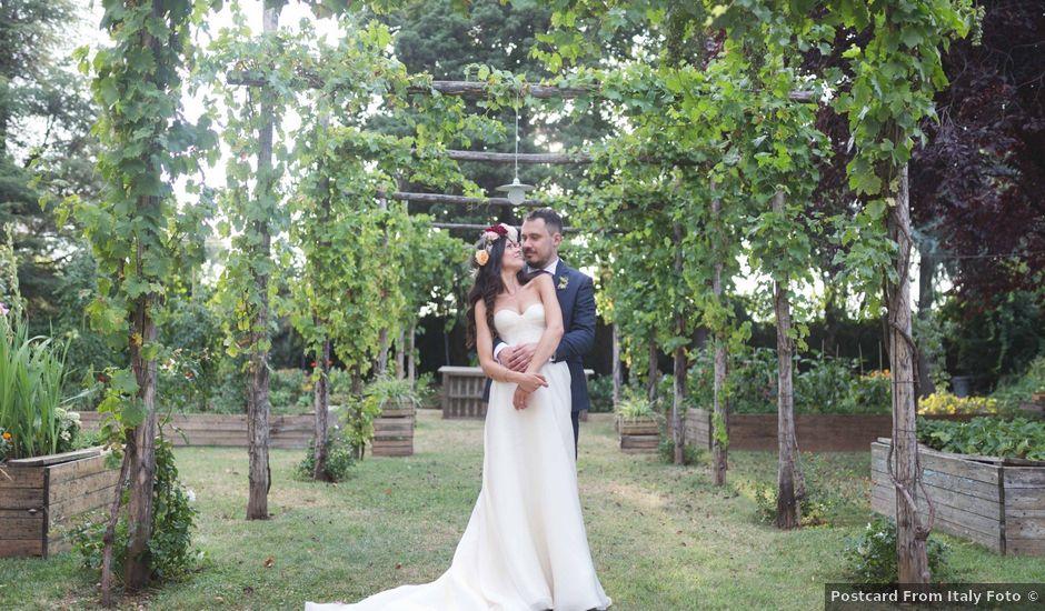 Il matrimonio di Marco e Ilaria a Brescia, Brescia