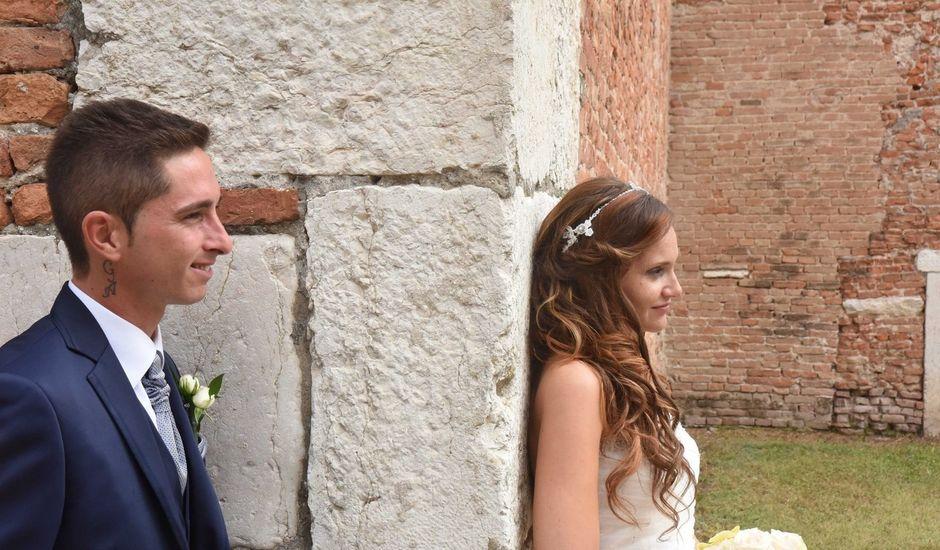 Il matrimonio di Agnese e Alberto a Sanguinetto, Verona