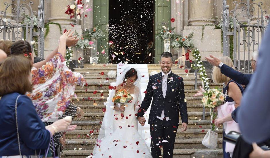 Il matrimonio di Cinzia e Luca a Catania, Catania
