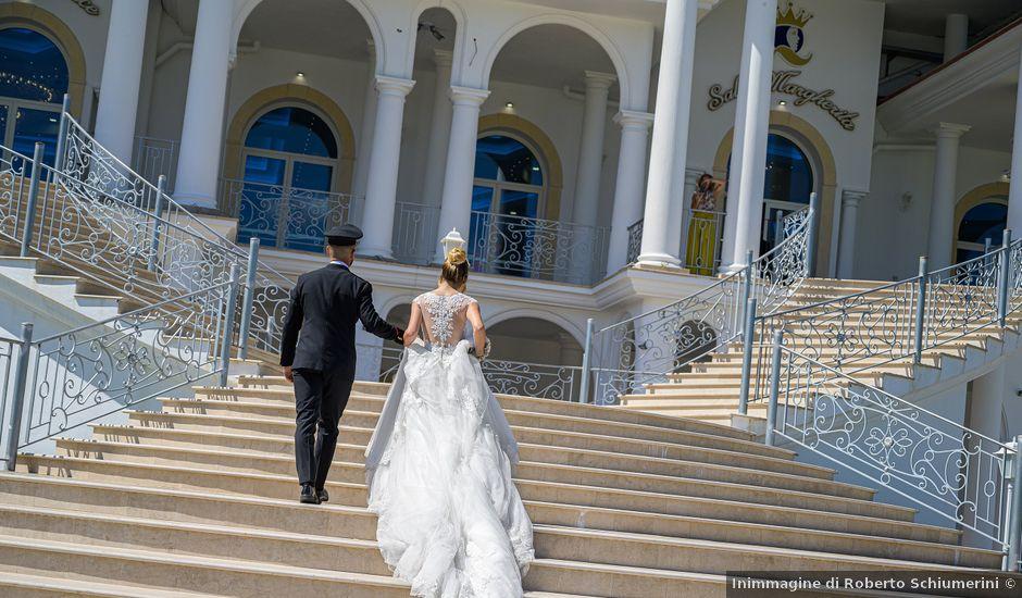 Il matrimonio di Francesco e Melania a Cosenza, Cosenza