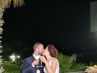 Le nozze di Eva e Marco 1