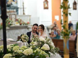 Le nozze di Giulia e Rino