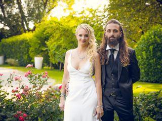 Le nozze di Valentina e Giancarlo