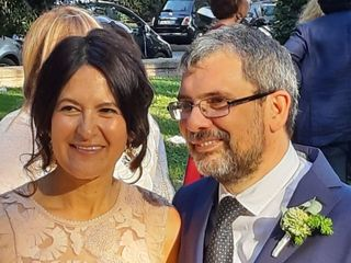 Le nozze di Lorenzo e Mariagrazia