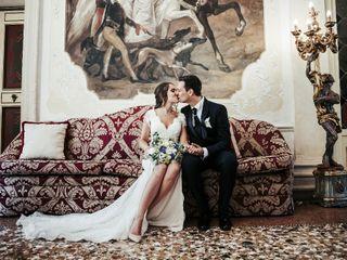 Le nozze di Beatrice  e Mattia