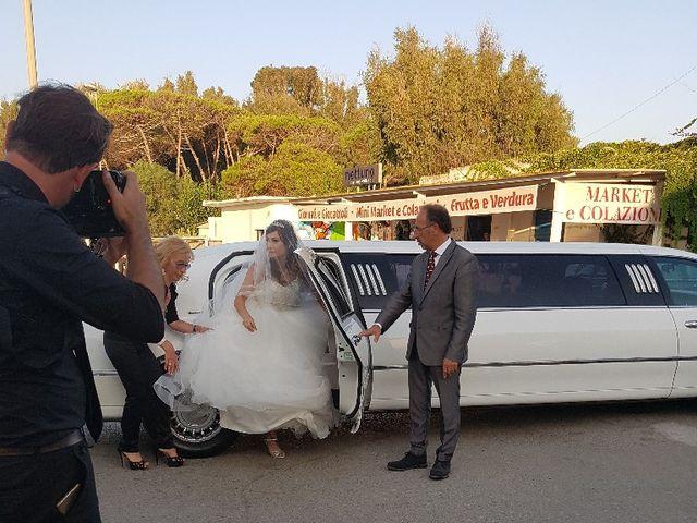 Il matrimonio di William e Annarosa  a Capaccio Paestum, Salerno 8