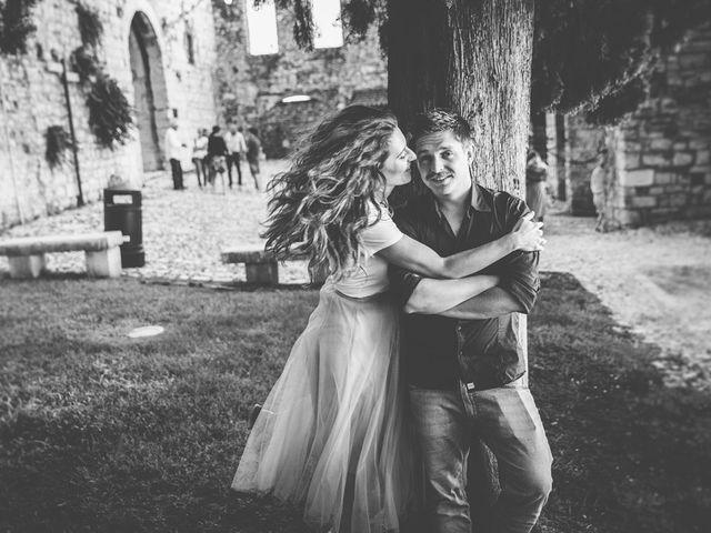 Il matrimonio di Filippo e Maddalena a Cazzago San Martino, Brescia 8