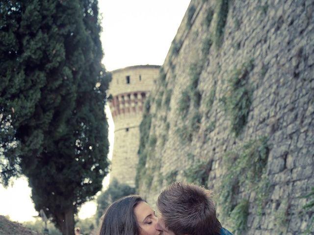 Il matrimonio di Filippo e Maddalena a Cazzago San Martino, Brescia 11