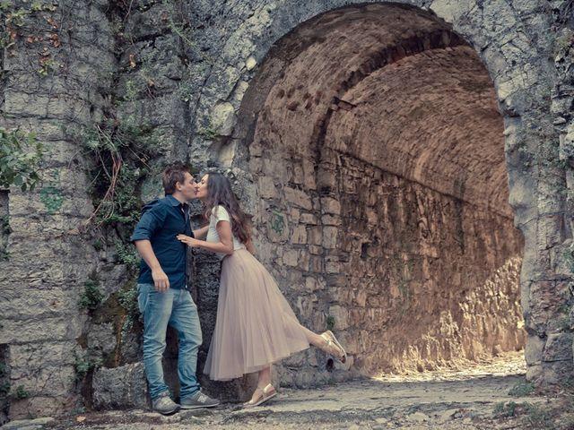 Il matrimonio di Filippo e Maddalena a Cazzago San Martino, Brescia 12