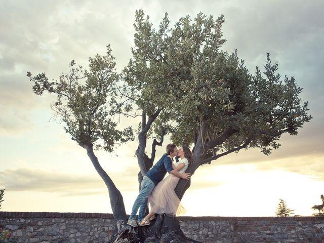 Il matrimonio di Filippo e Maddalena a Cazzago San Martino, Brescia 19