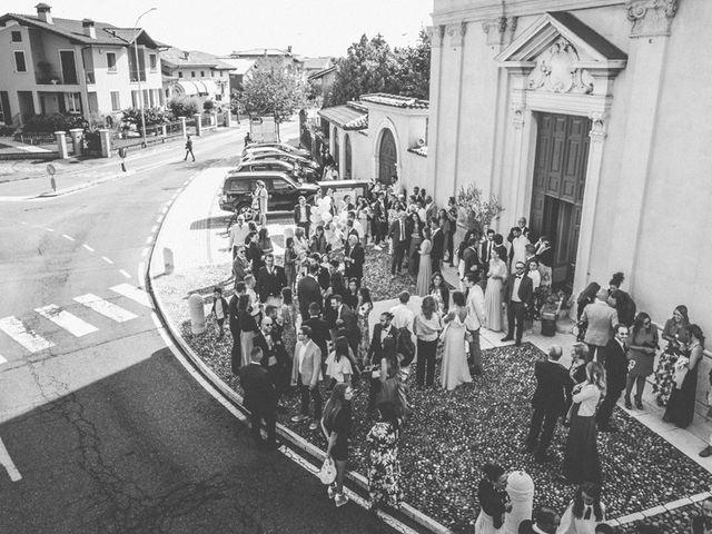 Il matrimonio di Filippo e Maddalena a Cazzago San Martino, Brescia 65