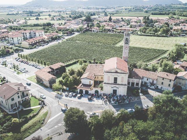 Il matrimonio di Filippo e Maddalena a Cazzago San Martino, Brescia 67