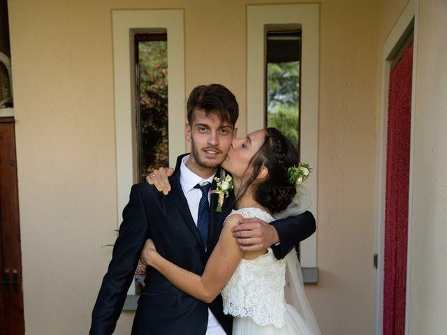 Il matrimonio di Filippo e Maddalena a Cazzago San Martino, Brescia 68