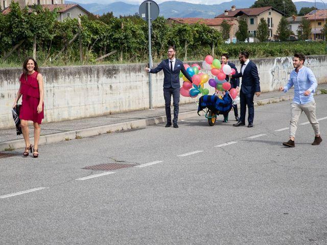 Il matrimonio di Filippo e Maddalena a Cazzago San Martino, Brescia 70