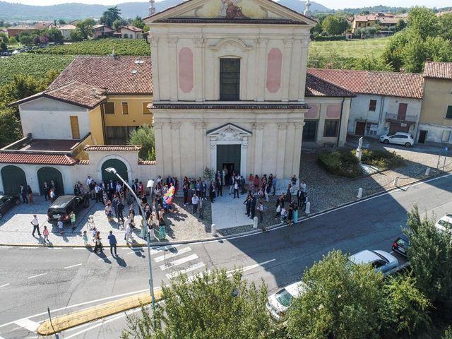 Il matrimonio di Filippo e Maddalena a Cazzago San Martino, Brescia 78