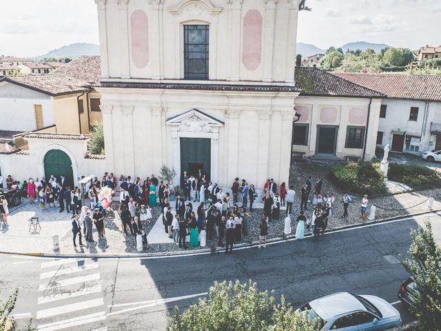 Il matrimonio di Filippo e Maddalena a Cazzago San Martino, Brescia 82