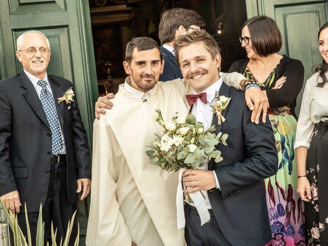 Il matrimonio di Filippo e Maddalena a Cazzago San Martino, Brescia 83