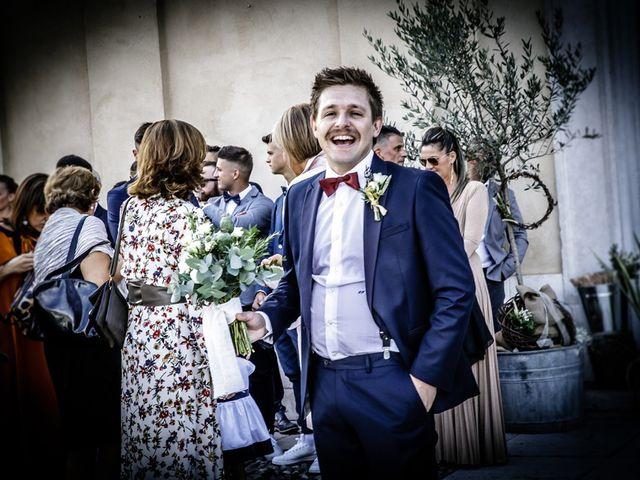 Il matrimonio di Filippo e Maddalena a Cazzago San Martino, Brescia 87