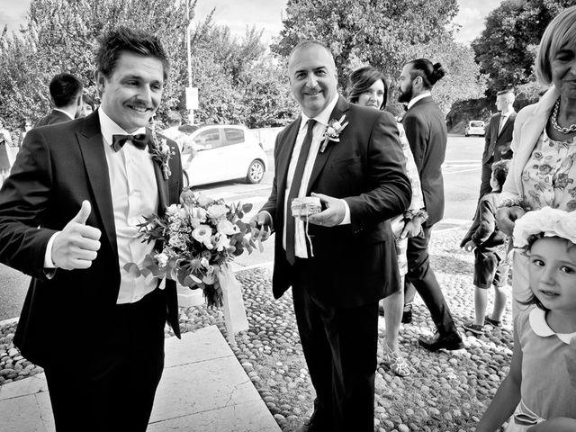 Il matrimonio di Filippo e Maddalena a Cazzago San Martino, Brescia 93