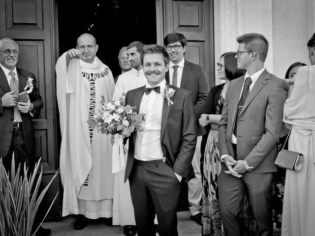 Il matrimonio di Filippo e Maddalena a Cazzago San Martino, Brescia 99