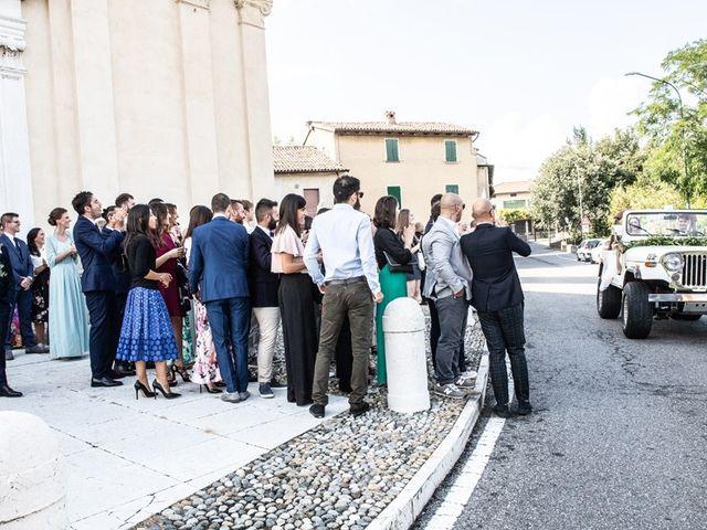 Il matrimonio di Filippo e Maddalena a Cazzago San Martino, Brescia 101
